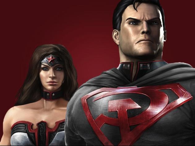 SupermanRed1