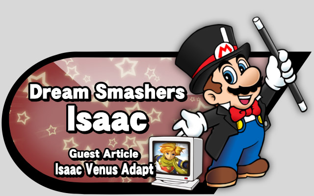 Isaac Dream Smasher