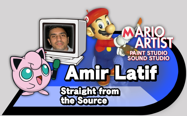 Mario Artist Amir Latif