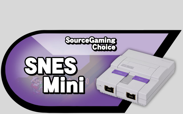 SNES Mini