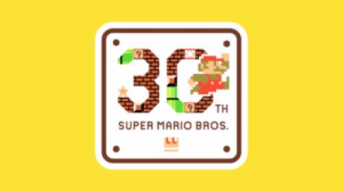 Super Mario Bros.'s 30th anniversary