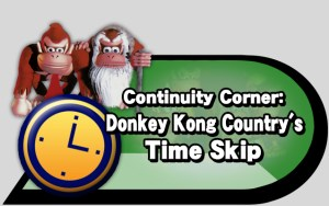 Continuity Corner: Donkey Kong Country's Time Skip
