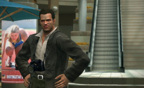 Frank West in Dead Rising
