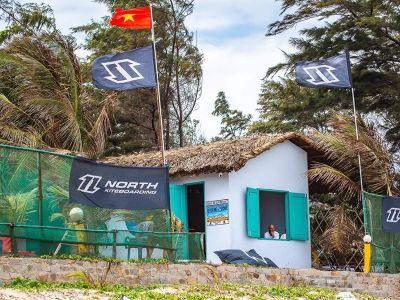 source kiteboarding beach shack