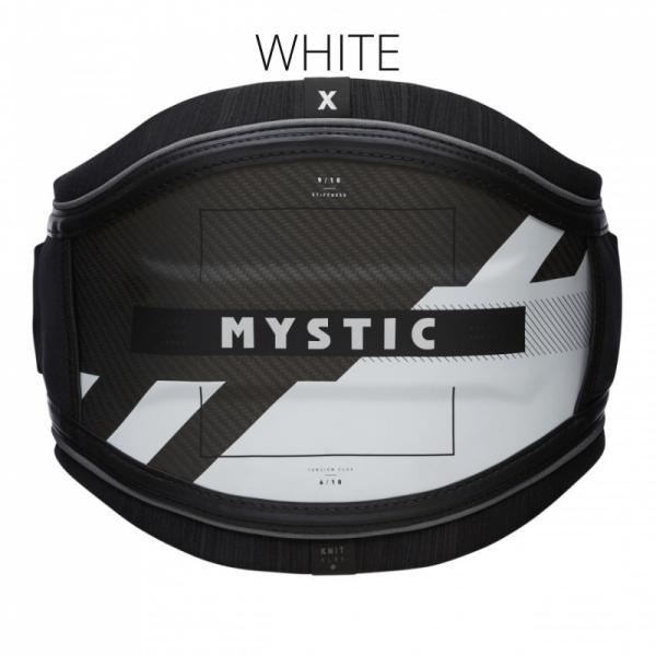 mystic majestic x harness black and white