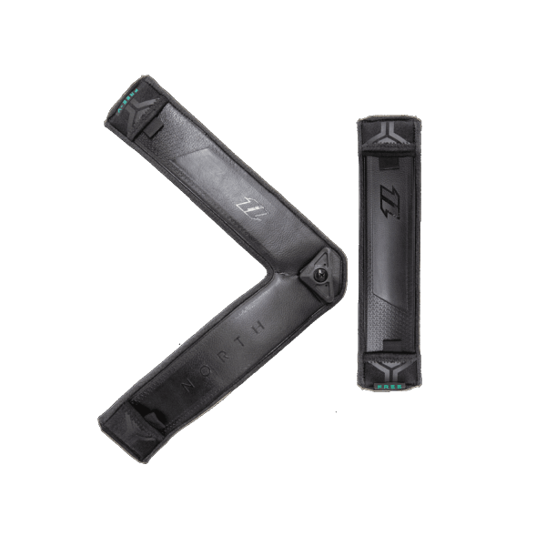 north free v foil straps