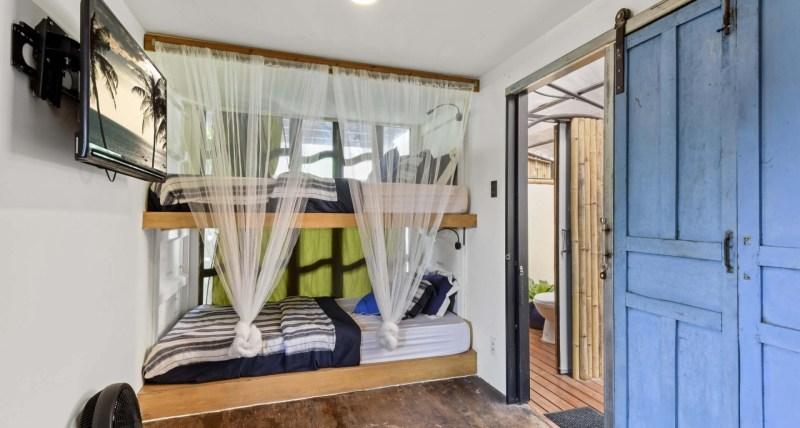 bunkbed accommodation in mui ne