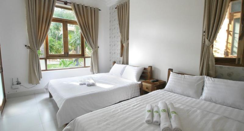 accommodation in coconut garden in mui ne