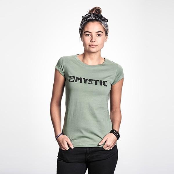 mystic brand tshirt ladies front