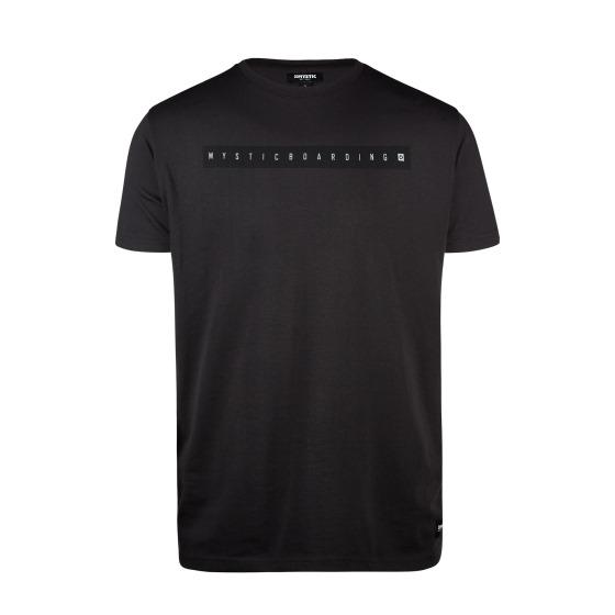 mystic dax tshirt in black
