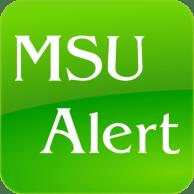 MSU Alert Icon