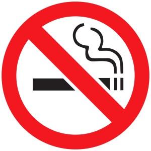 Anti-Smoking Symbol