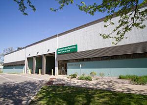 Spartan Linen Services building
