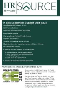September Source Newsletter