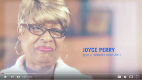 Joyce Perry's Livongo Experience - YouTube