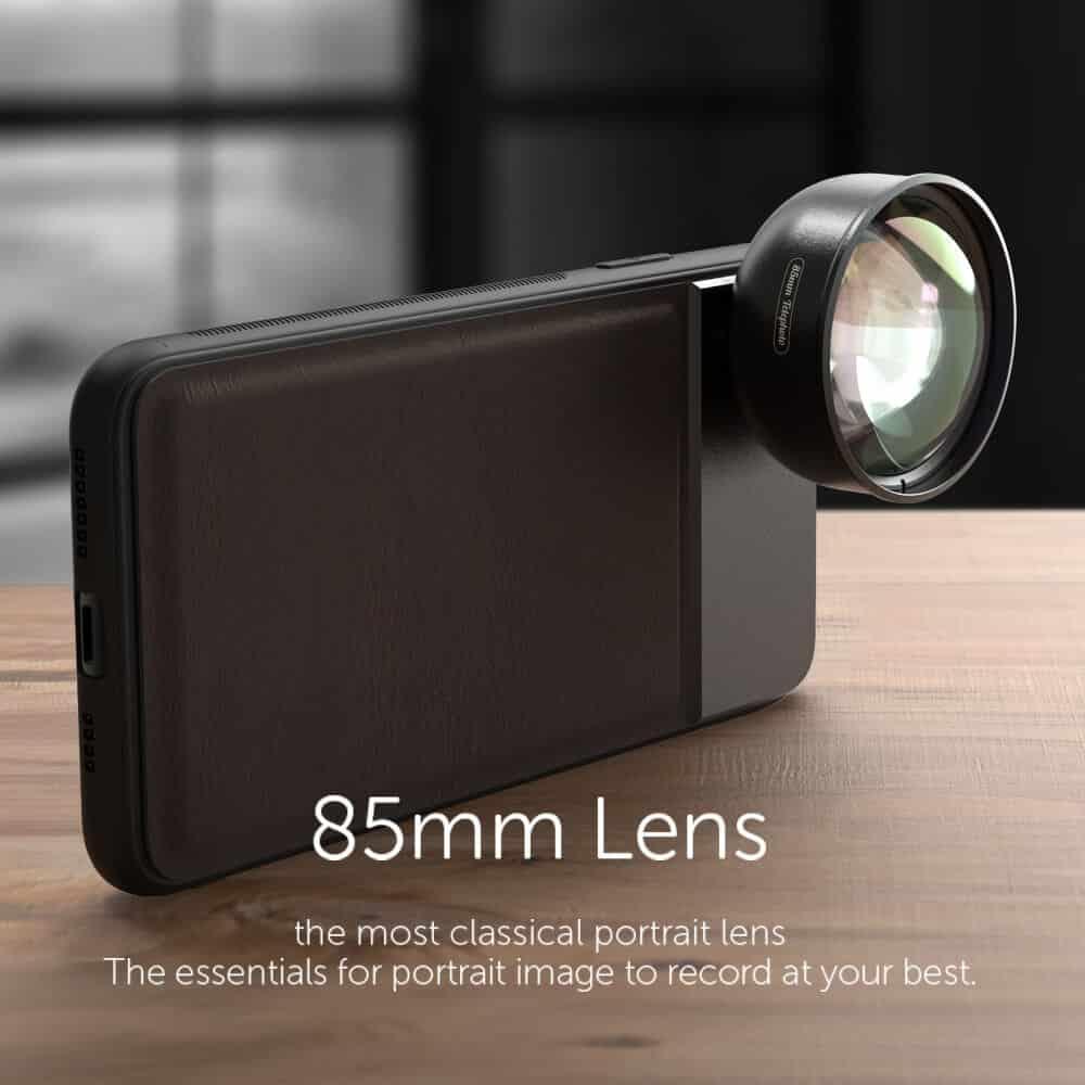 Apexel 85mm 3x Professional HD Portrait Lens for SmartPhone SOP
