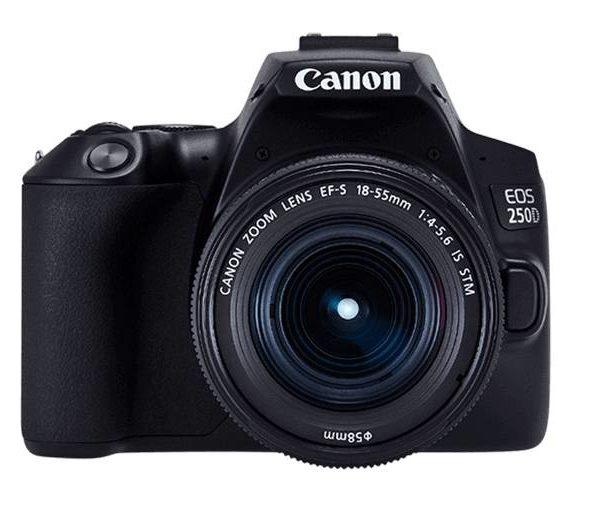 Canon Eos 250D 4K DSLR Camera SOP