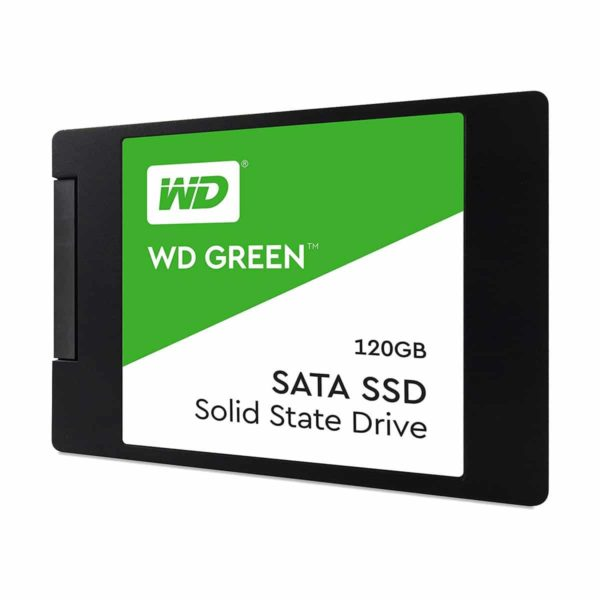 Western Digital Green 120GB SSD SOP