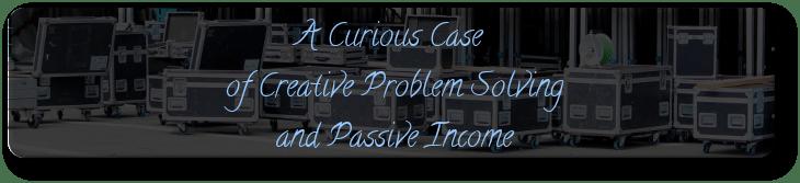 Curious Case of Creative Problem Solving