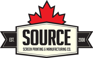 Source Screen Printing   Canadian Apparel Production