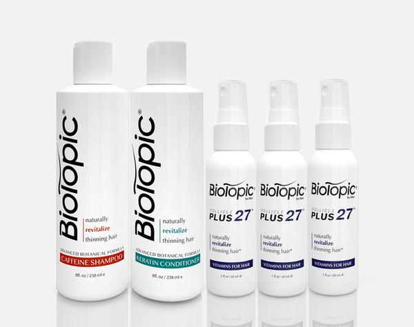 Hair Regrowth System For Men