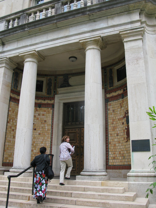 The Barnes Foundation in Philadelphia   Sour Cherry Farm