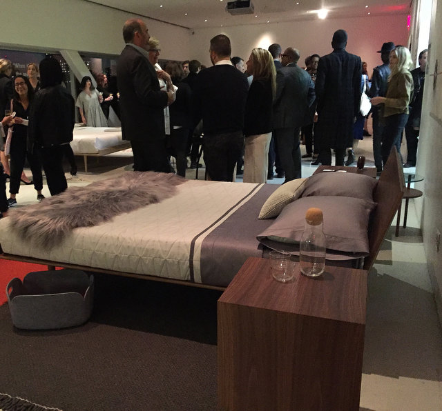 New Now Nelson: The Thin Edge Bed Launch