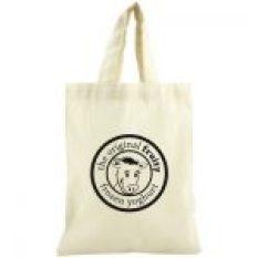 Environmentally friendly natural cotton mini bag
