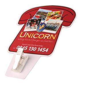 Promotional Product Memo Clip Magnet