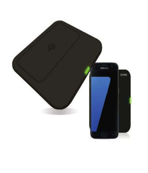 Printed Wireless Charger Set