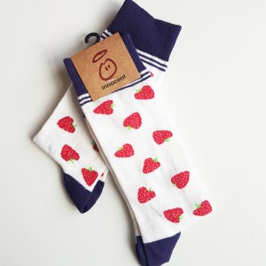 100% Organic Cotton Socks