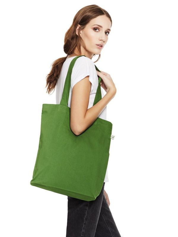 Earthpositive Organic Fashion tote bag