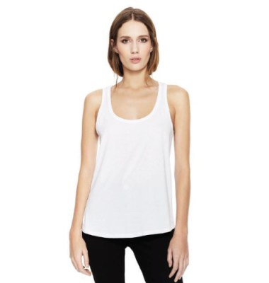 Organic Cotton Woman's Racerback Vest