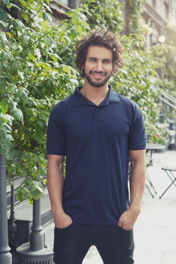 Fair Trade T-Shirts Men's Polo