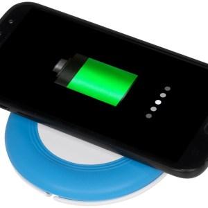 Nebula Wireless Charging Pad Branded with Logo