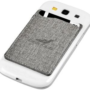 Premium RFID Phone Wallet Branded with Logo