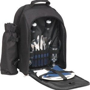 Promotional 2 Person Picnic Backpack Custom Branded