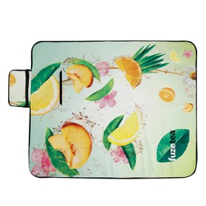 Promotional Item - Digitally Printed Picnic Blanket