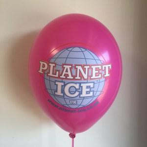 Custom Printed Latex Balloons with Logo
