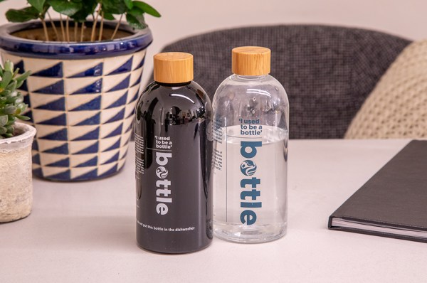 100% Recycled PET Bottle