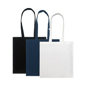 Recycled Cotton and RPET Tote