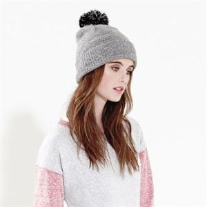 Branded Soft-touch Acrylic Beanie