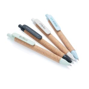 Promotional-Recycled-Ballpens-from-Wheat-Straw-and-Cork4