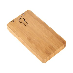 Promotional Bamboo Power Bank