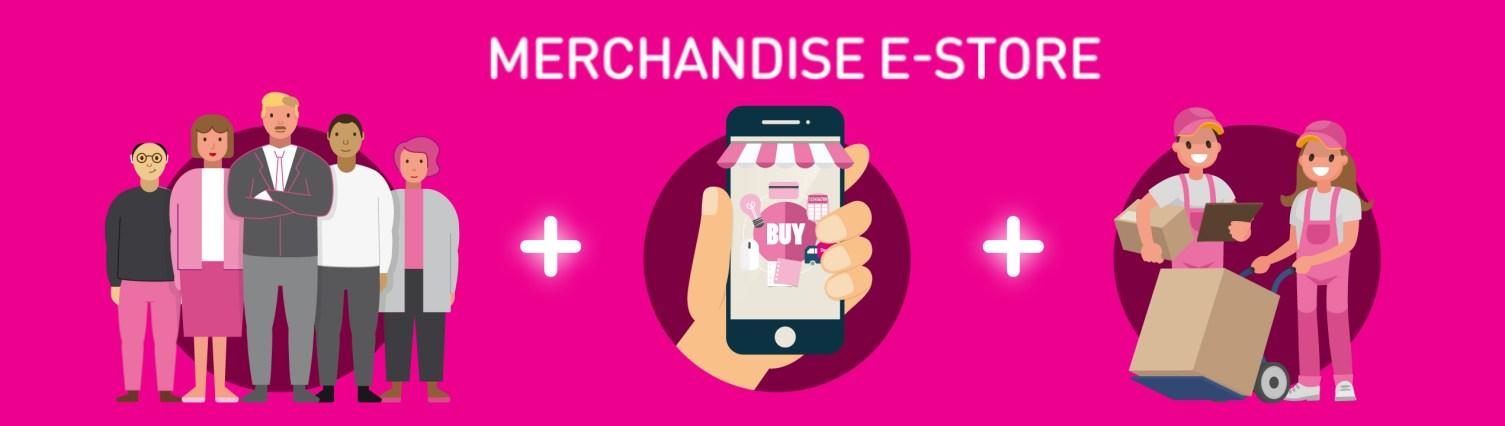 Promotional Merchandise e-stores