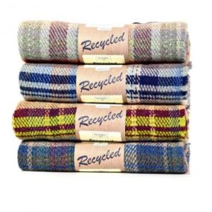 Promotional Recycled Woollen Rugs