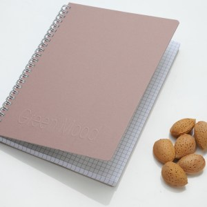 Promotional Notebook made of Recycled Waste