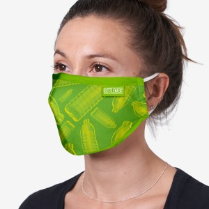 Branded RPET & Cotton Face Mask
