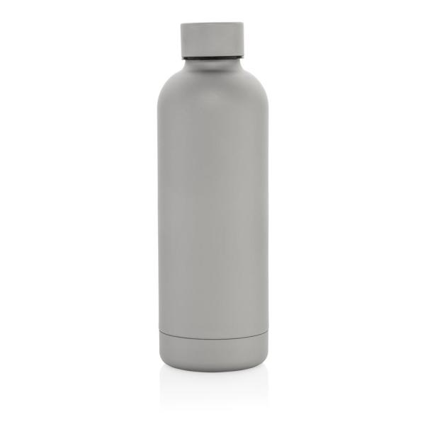 Impact stainless steel double wall vacuum bottle 5