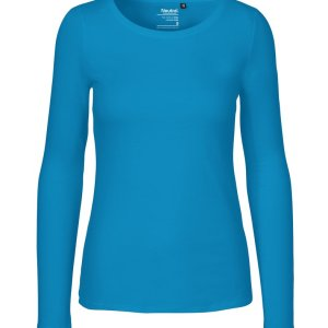 Ladies Long Sleeve T-Shirt from Certified Organic Fair Trade Cotton